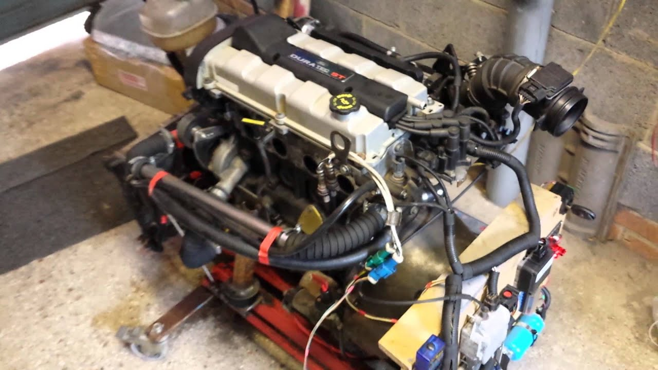 Rwd Converted St170 Engine First Start With Oem Ecu With Pats Immobilizer And Dsi Vvt Youtube