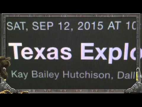 Paul Begley Today - The 'Source' Of 5 Waves Of Energy 'Texas Explosion'