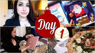 Gambar cover BOYFRIEND MOVES IN WITH ME & THE BEST PIZZA   VLOGMAS