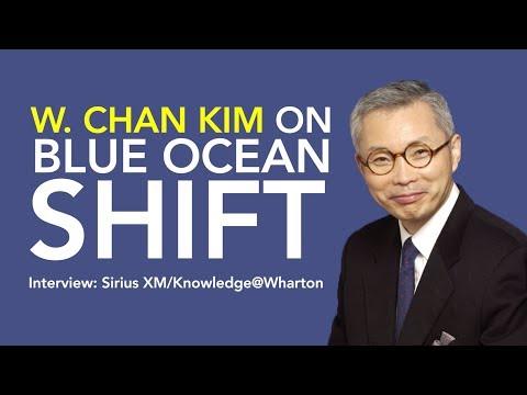 W. Chan Kim on BLUE OCEAN SHIFT