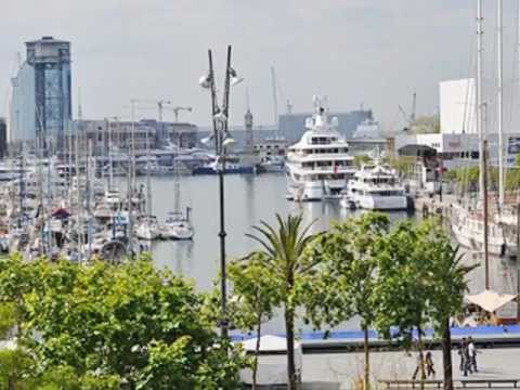 Harbour Palace 2, Barcelona Accommodation, rentals-barcelona