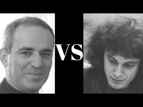 Garry Kasparov vs John Nunn - Luzern Olympiad 1982 - Benoni Defense (A67) (Chessworld.net)