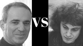 Garry Kasparov vs John Nunn – Luzern Olympiad 1982 – Benoni Defense (A67) (Chessworld.net)