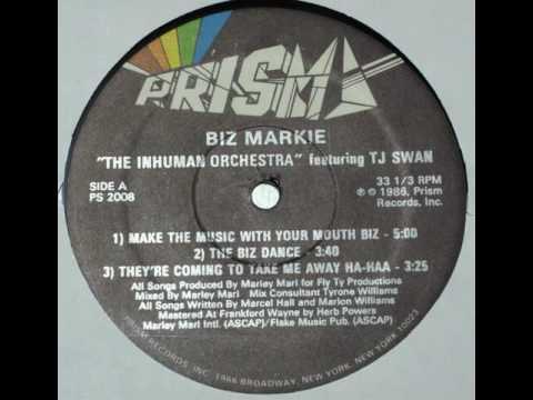 Biz Markie- Make The Music With Your Mouth, Biz ( dub version )