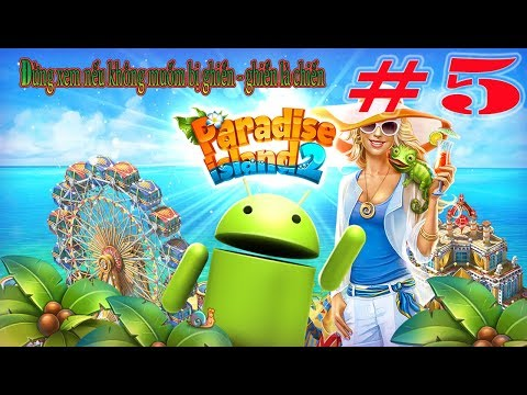 New Games - Paradise Island 2 For IOS & Android #5 Leve 6: Appeared Cute Cat