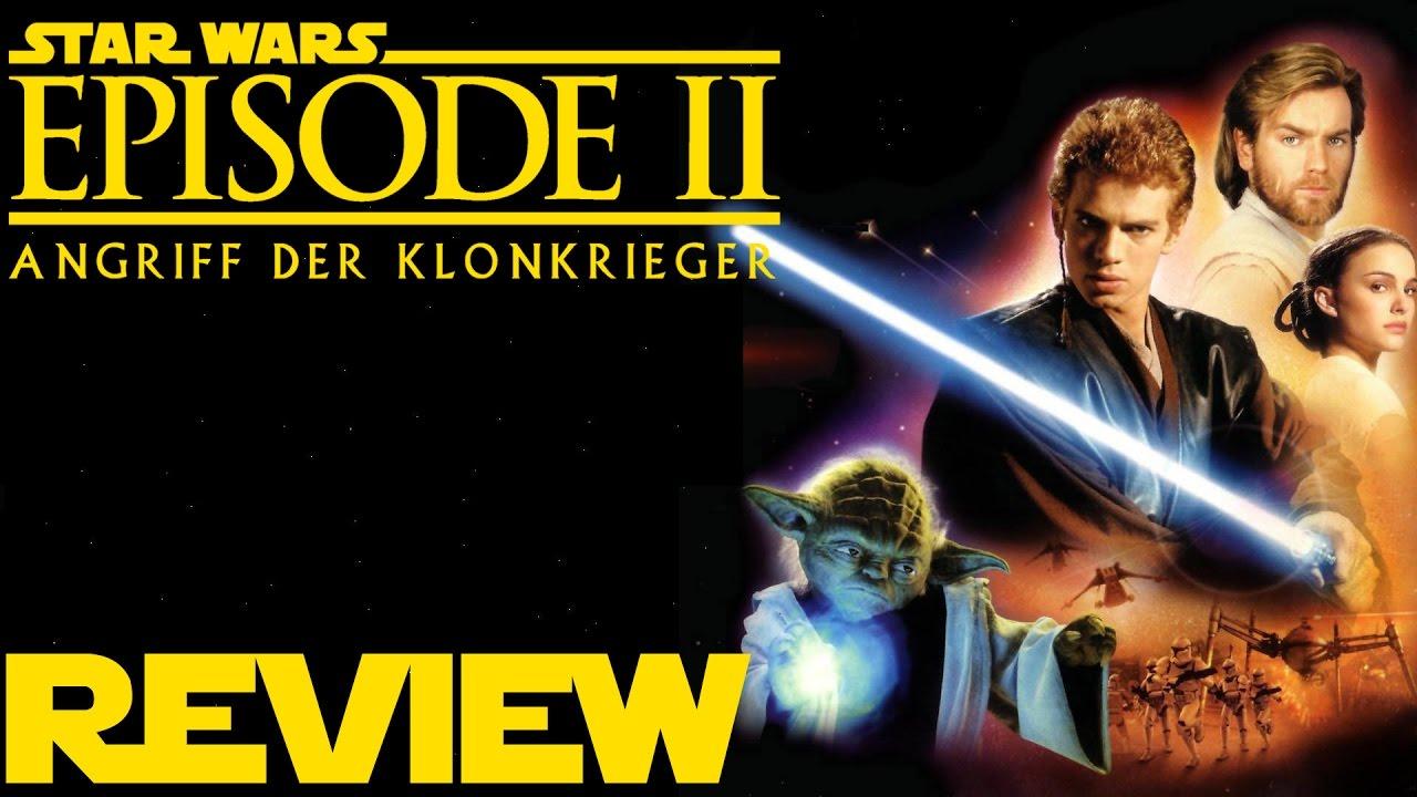 Star Wars Episode 2 Angriff Der Klonkrieger Review Marcsarpei Youtube