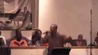 Rev. George & Ezra Maize Tag Team Preaching Pt.2
