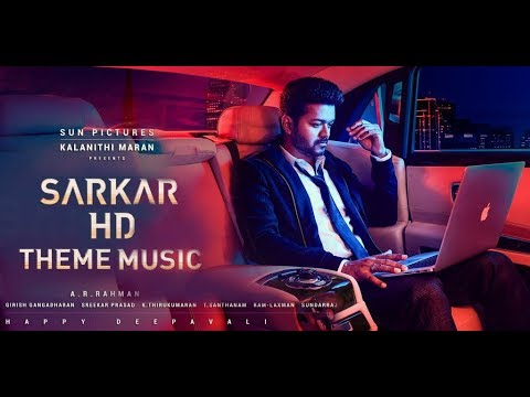 sarkar theme music download tamil mp3