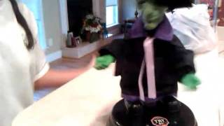 The Dancing Britney Witch!