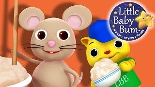 Learn with Little Baby Bum | Pease Porridge Hot | Nursery Rhymes for Babies | Songs for Kids