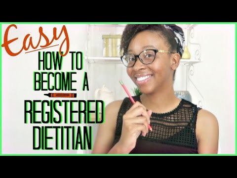 HOW TO BECOME A REGISTERED DIETITIAN: DEGREE, INTERNSHIP, CONTINUING EDUCATION & MORE