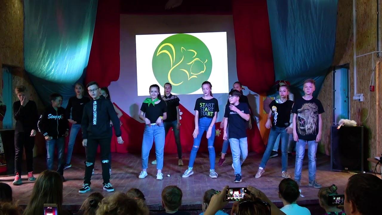 Танец 2 отряда | Зарубежные песни Хиты. Лагерь