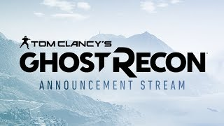 vuclip Tom Clancy's Ghost Recon World Premiere Live Stream - IGN Live