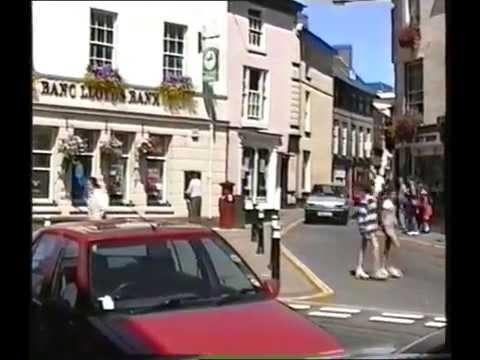 Brecon Town 1996