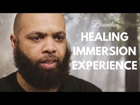 Brandon Gets His LIFE BACK w/ Chiropractic Healing Immersion Experience