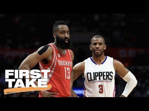 First Take Reacts To Chris Paul Trade To Rockets | First Take | June 28, 2017