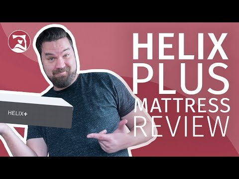 helix-plus-mattress-review-2020---how-does-it-support-heavier-people?