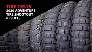 2020  Adventure Tire Shootout by ChapMoto.com | 25 Top Performing ADV or Dual Sport Tires