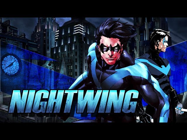 Nightwing ou Robin devenu adulte - COMICS FORCE #10