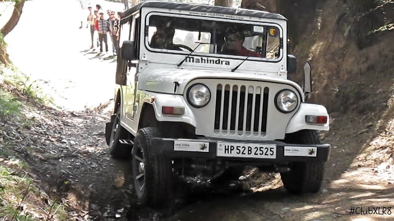 Mahindra Major Jeep On Road Price Www Pixshark Com