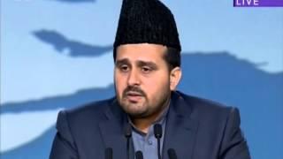 Urdu Speech: Life of Hazrat Maulana Sher Ali Sahib - Jalsa Salana UK 2013