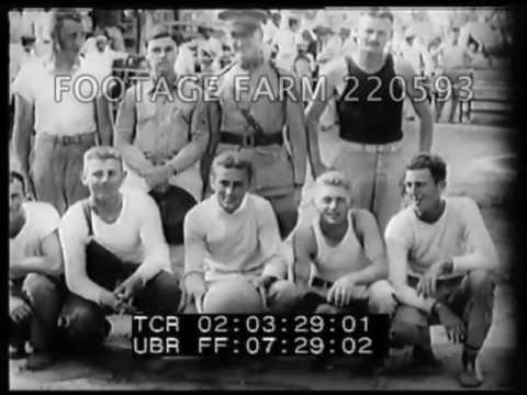 US Marines in Nicaragua 1920s -  220593-01 | Footage Farm