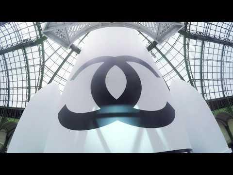 Chanel Grand Palais performances
