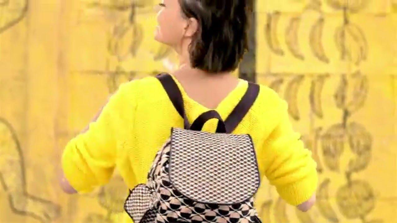 6756293354d Kipling City Pack Backpack ~ Spring 16 - YouTube
