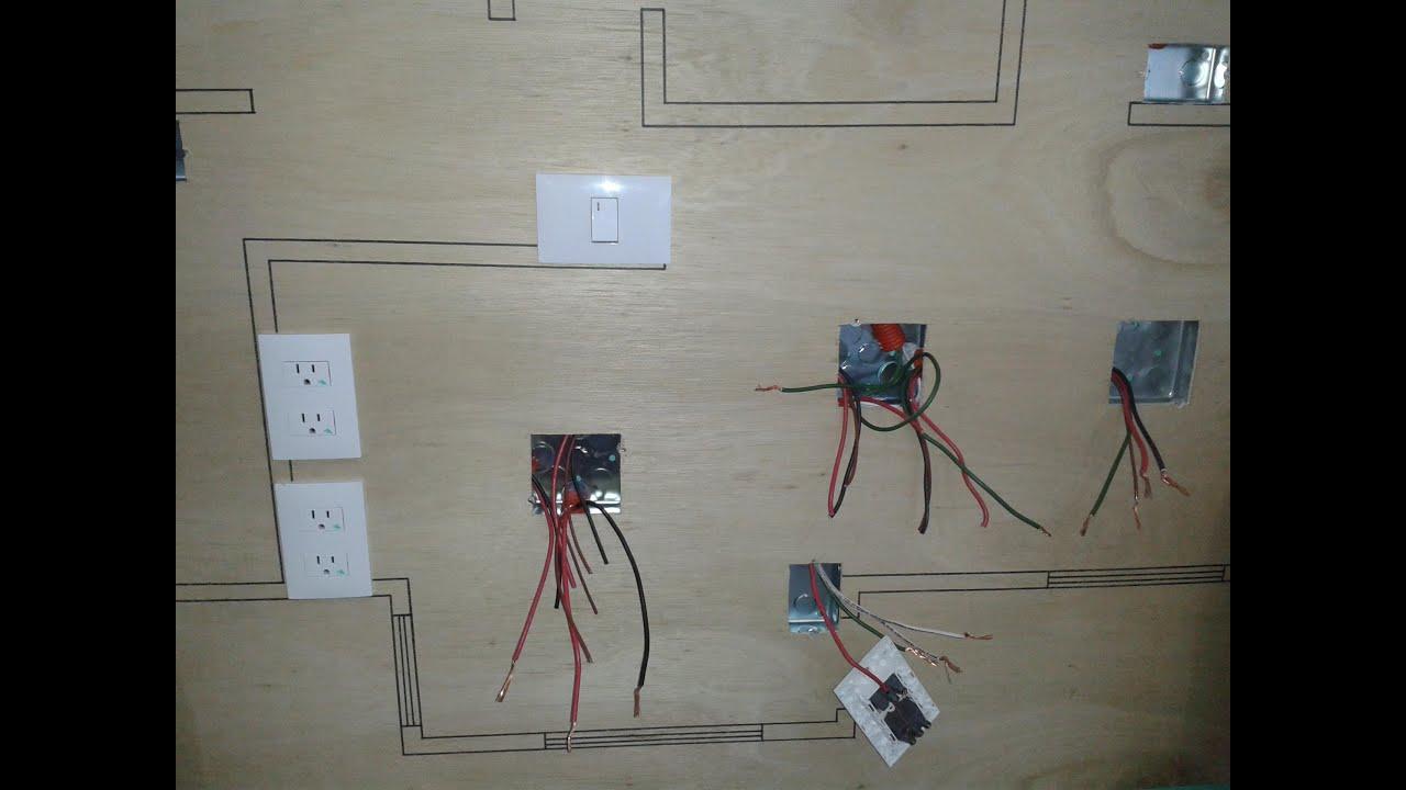 Instalacion electrica de una casa 4 7 instalaciones for Como instalar una terma electrica
