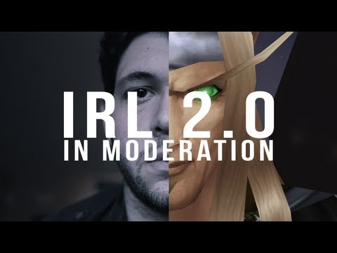 WoW: IRL 2.0: World of Warcraft addiction