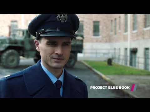 Project Blue Book | Trailer | Drama Series On Showmax