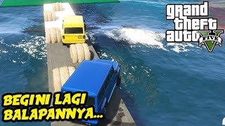 CAPEK WOI BALAPAN BEGINI TERUS - GTA 5 Indonesia Funny Moments