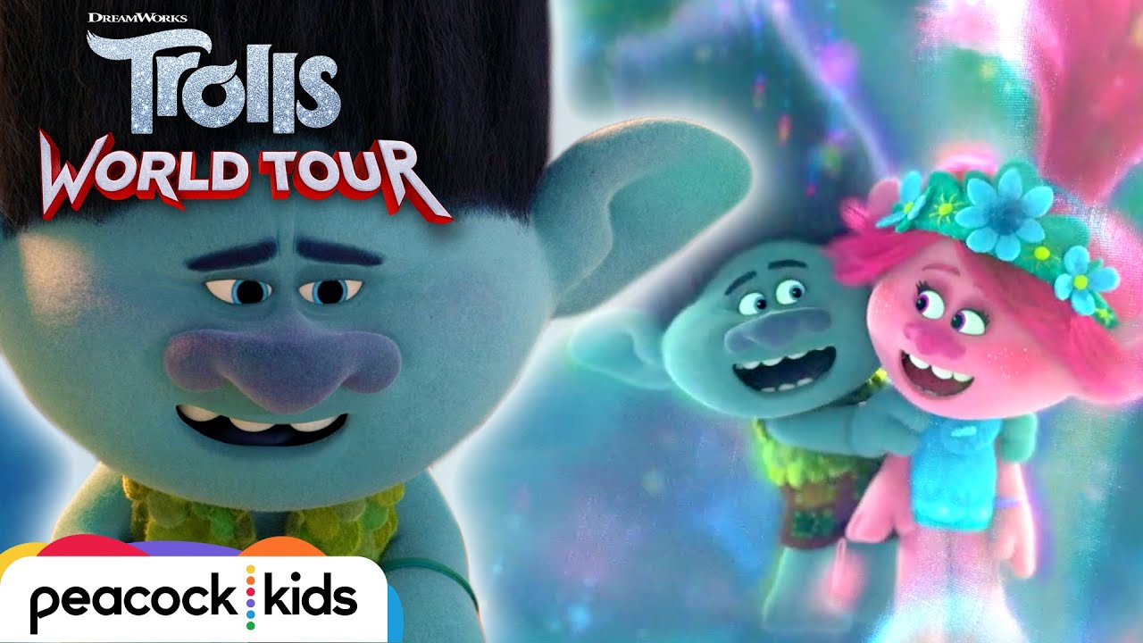 """Download TROLLS WORLD TOUR   Branch & Poppy """"Perfect for Me"""" Official Clip"""