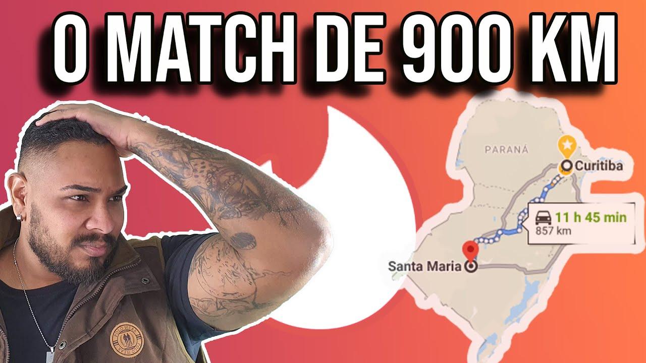 Tinder o MATCH de 900 km - YouTube