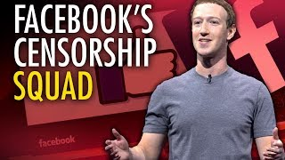 """Ezra Levant: Facebook targets conservatives with 3000 new """"reviewers"""""""