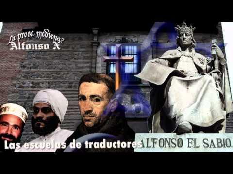 La prosa en la Edad Media. Alfonso X El Sabio