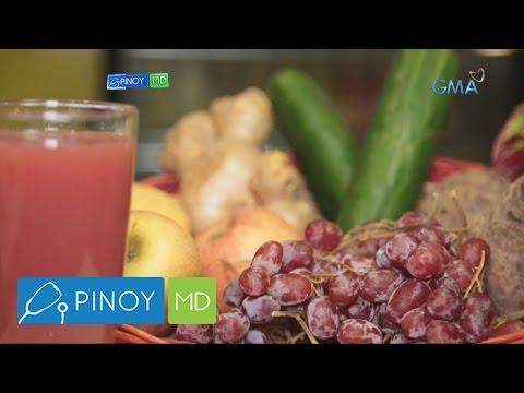 Pinoy MD: Detox juices na makatutulong sa #BalikAlindog2017, alamin!