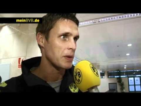Trainingslager 2010/11 - Tag 1: Interview mit Sebastian Kehl