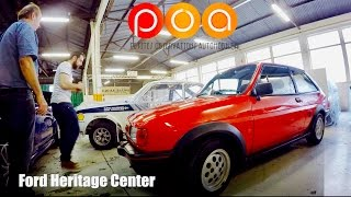 Ford T, Ford Escort 68, Ford Fiesta XR2 - Ford Heritage Center 1/3