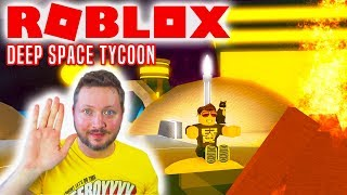 ROBUX PLANETER! - Roblox Deep Space Tycoon Dansk Ep 3
