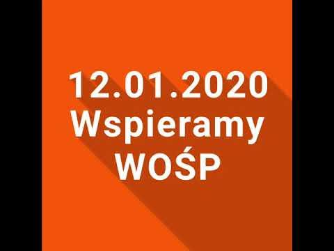 12.01.2020 - RUDZKO RAJZA Wspiera WOŚP