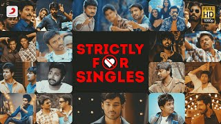 Strictly for Singles Jukebox | Valentines Day Tamil Songs | Tamil Songs 2021
