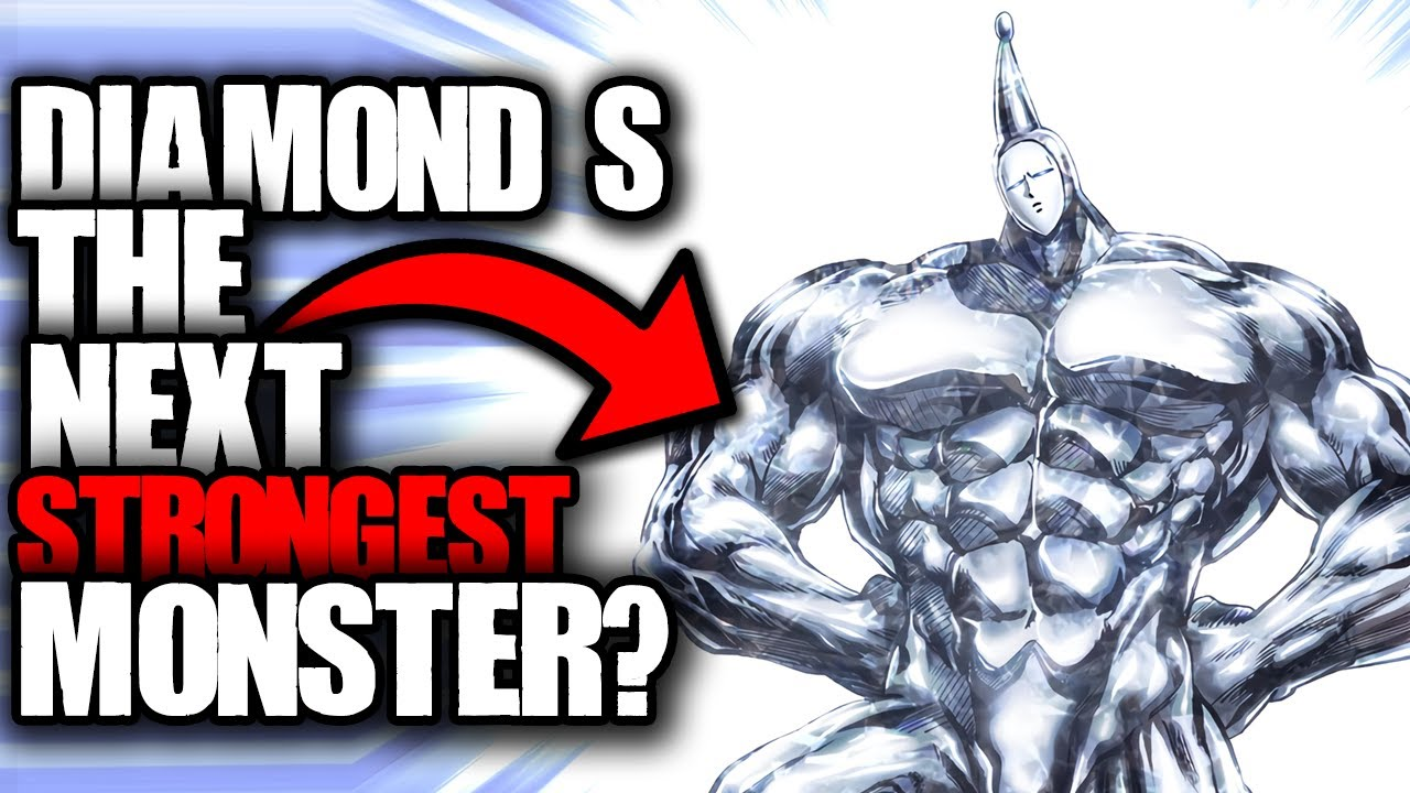 Diamond S is Unstoppable? / One Punch Man