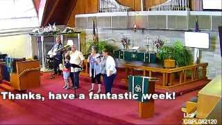 What Are You Doing Here - With Pastor Mitch Galloway  - 6/10/2018
