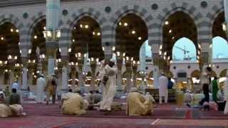 نشيد في غايه الروعه - زيارة مسجد النبوي