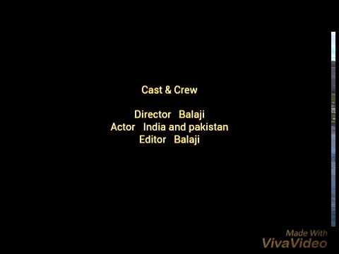 India vs Pakistan Vadivelu version