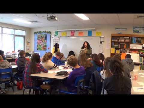 2018 Mercedes Holtry at Basalt Middle School