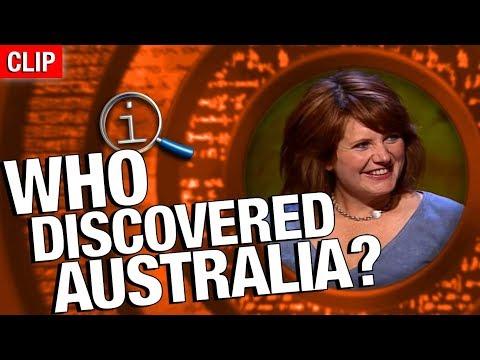 QI   Who Discovered Australia?