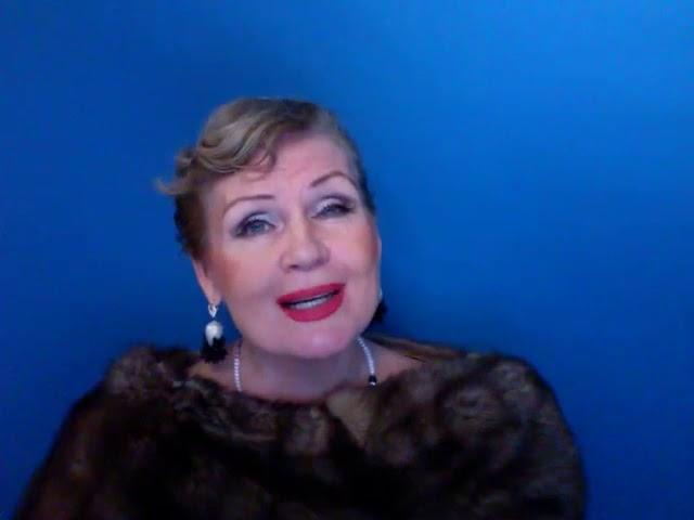 Елена Полтавская читает произведение «Счастлив я» (Бунин Иван Алексеевич)