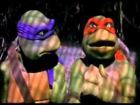 Teenage Mutant Ninja Turtles - Pizza dude